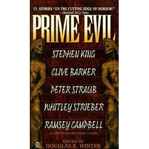 9780552133920: Prime Evil (Corgi books)