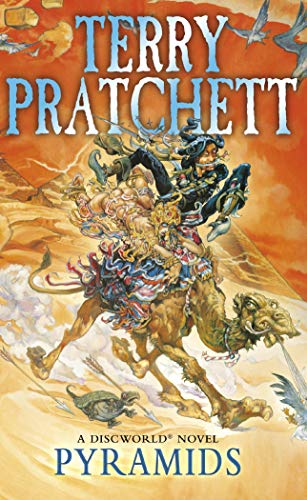 9780552134613: Pyramids: (Discworld Novel 7) (Discworld Novels)