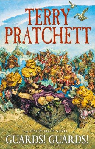 9780552134620: Guards! Guards!: (Discworld Novel 8)
