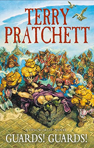 9780552134620: Guards! Guards!: (Discworld Novel 8) (Discworld Novels)