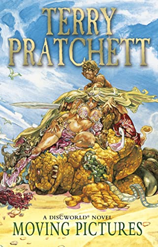 9780552134637: Moving Pictures: (Discworld Novel 10) (Discworld Novels)