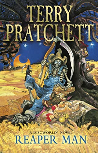 9780552134644: Reaper Man, A Discworld Novel