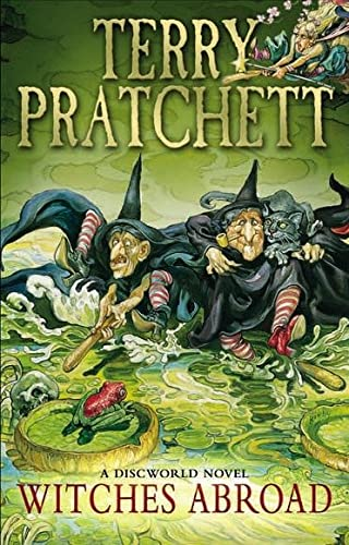 9780552134651: Witches Abroad