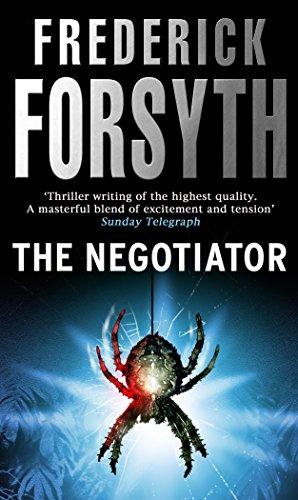 9780552134750: The Negotiator