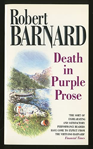 9780552134804: Death in Purple Prose