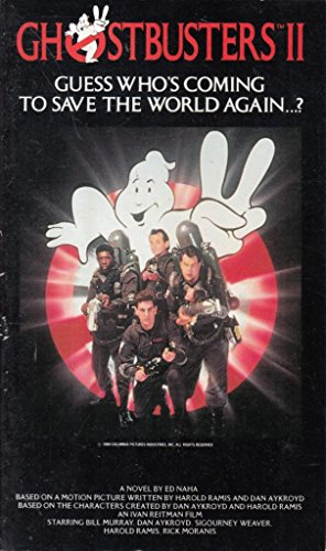 9780552135757: Ghostbusters II
