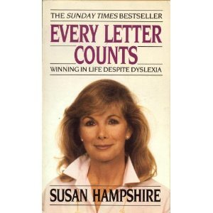 9780552135870: Every Letter Counts: Winning in Life Despite Dyslexia