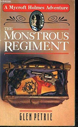 9780552135955: The Monstrous Regiment