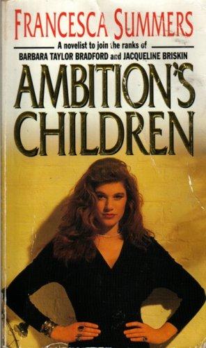 9780552136143: Ambition's Children