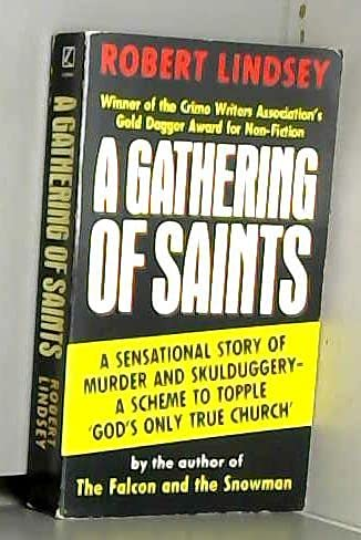 9780552136266: A Gathering of Saints: a True Story of Money, Murder, and Deceit