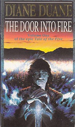 9780552136617: The Door Into Fire