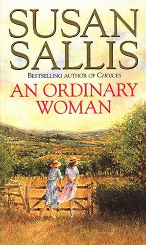 9780552137560: An Ordinary Woman