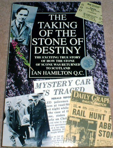 9780552138987: The Taking of the Stone of Destiny