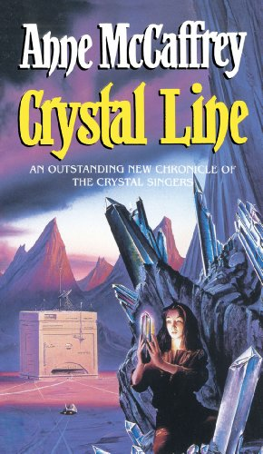 9780552139113: Crystal Line (The Crystal Singer Books)