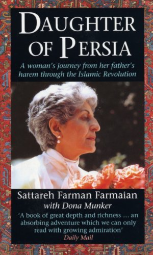 9780552139281: Daughter Of Persia: A Woman's Journey from Her Father's Harem Through the Islamic Revolution