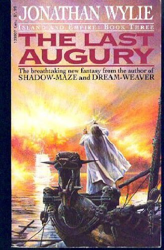 The Last Augury (Island & Empire): Jonathan Wylie