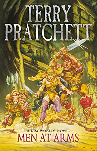 9780552140287: Men at Arms: A Discworld Novel: 14