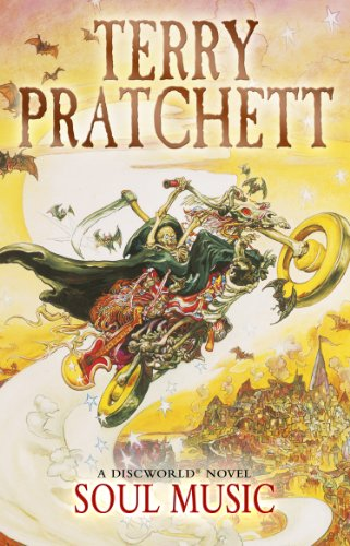 9780552140294: Soul Music: (Discworld Novel 16)