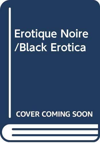 9780552140539: Erotique Noire/Black Erotica