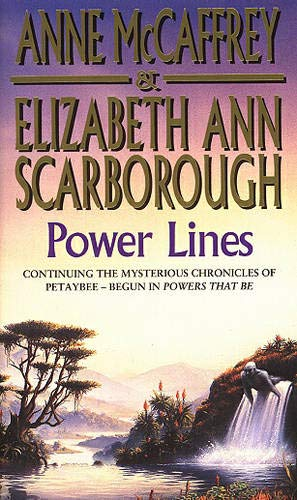 9780552140997: Power Lines (The Petaybee Trilogy)