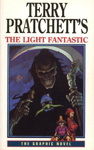 9780552141598: The Light Fantastic: The Graphic Novel (Discworld Novels)
