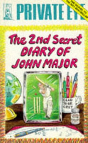 9780552141772: The 2nd Secret Diary of John Major