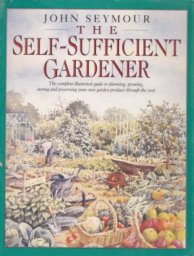 9780552141871: The Self-Sufficient Gardener
