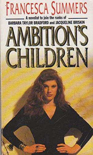 9780552142007: Ambition's Children