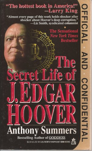 9780552142045: Official And Confidential - The Secret Life Of J. Edgar Hoover