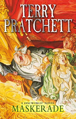 9780552142366: Maskerade: (Discworld Novel 18) (Discworld Novels)