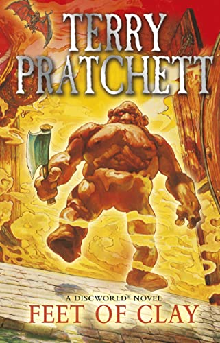 9780552142373: Feet of clay (Discworld novel)