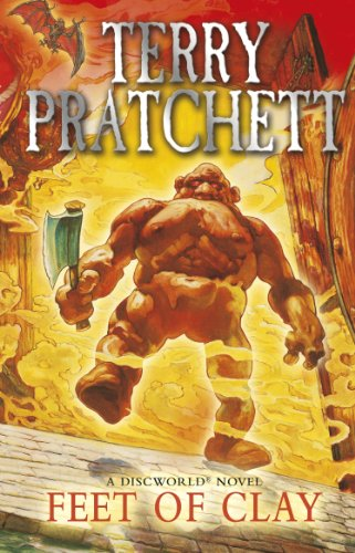 Feet of Clay (Discworld Novel): Terry Pratchett