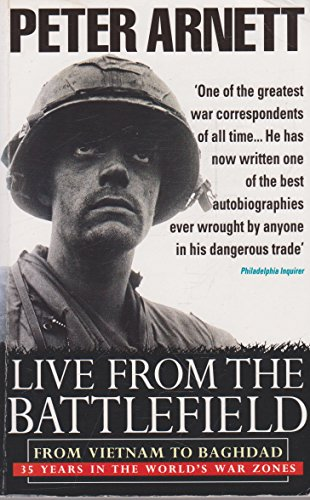 9780552142489: Live from the Battlefield: From Vietnam to Baghdad - 35 Years in the World's War Zones