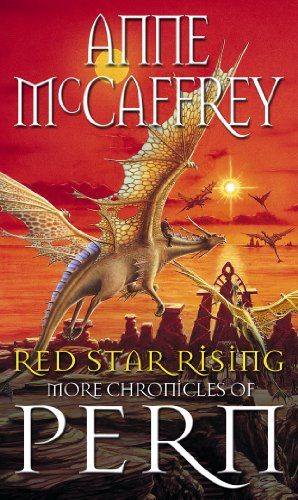 9780552142724: Red Star Rising (aka Dragonseye) (The Second Chronicles of Pern)