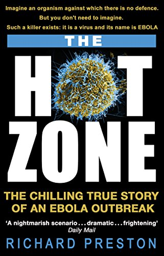 9780552143035: The Hot Zone: The Chilling True Story of an Ebola Outbreak