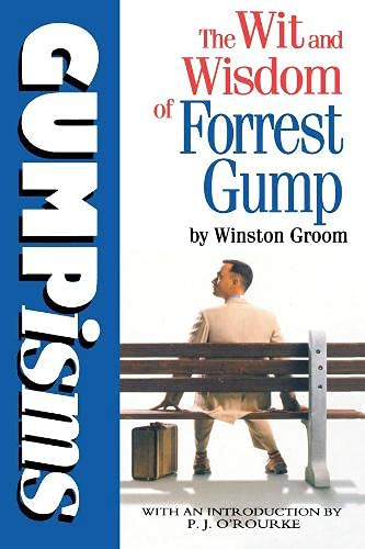 9780552143219: Gumpisms - The Wit and Wisdom of Forrest Gump
