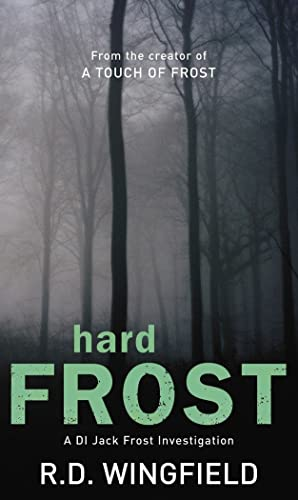 9780552144094: Hard Frost (DI Jack Frost)