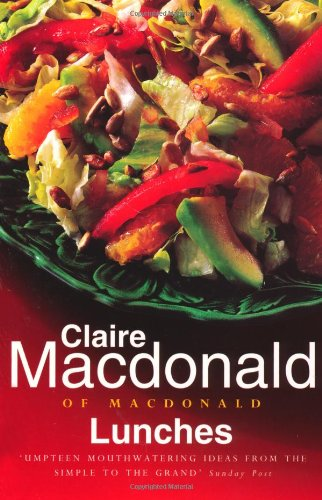 Lunches (0552144282) by Macdonald, Claire