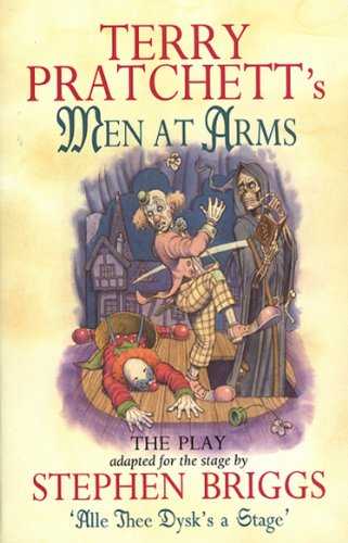 9780552144322: Men At Arms - Playtext (Discworld)