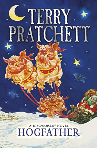 9780552145428: Hogfather: (Discworld Novel 20)