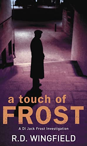 9780552145558: A Touch of Frost (DI Jack Frost series)