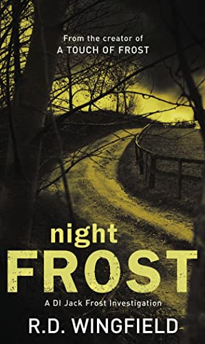 9780552145589: Night Frost: (DI Jack Frost Book 3)