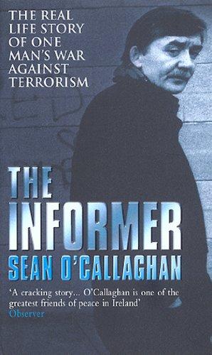 The Informer: O'Callaghan, Sean