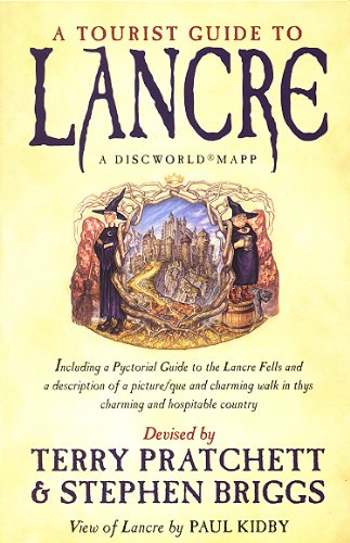 9780552146081: A Tourist Guide To Lancre: A Discworld Mapp