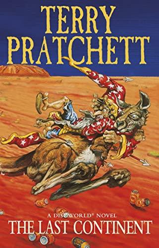 9780552146142: The Last Continent: (Discworld Novel 22) (Discworld Novels)