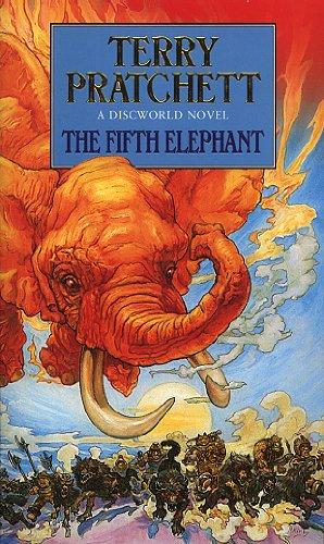 9780552146166: The Fifth Elephant: (Discworld Novel 24)