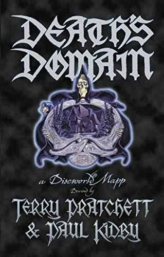 9780552146722: Death's Domain: A Discworld Mapp (Discworld Series)
