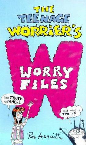 9780552147163: The Teenage Worrier's Worry Files
