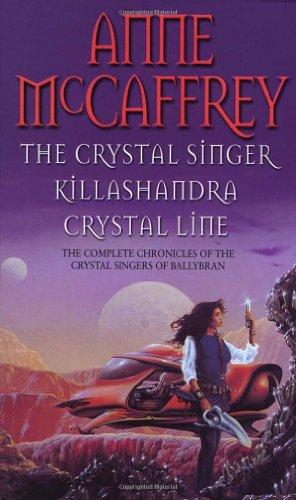 9780552147620: Crystal Singer Omnibus