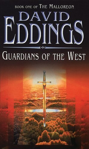 9780552148023: Guardians Of The West (Malloreon)
